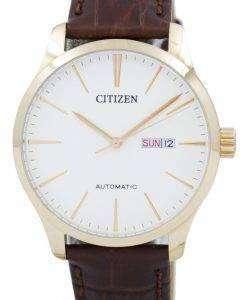 市民自動 NH8353-18 a メンズ腕時計