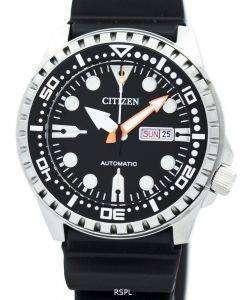シチズン自動 100 M NH8380 15E メンズ腕時計