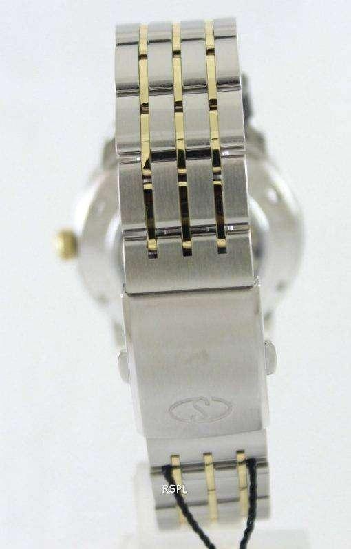OrientStar 逆行パワー リザーブ SDE00001W メンズ腕時計