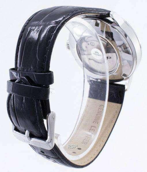 オリエント自動太陽 & 月 SET0P003W0 メンズ腕時計