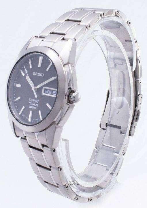セイコー チタン サファイア SGG731P1 SGG731 SGG731P メンズ腕時計