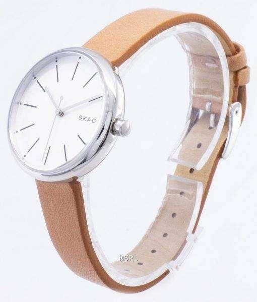 スカーゲン署名アナログ クオーツ SKW2594 レディース腕時計
