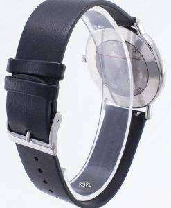 スカーゲン署名スリム チタン水晶 SKW6419 メンズ腕時計