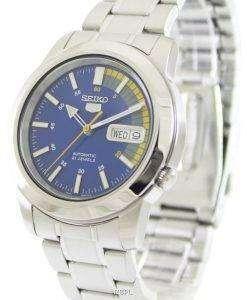 セイコー 5 自動 21 宝石 SNKK27K1 SNKK27K メンズ腕時計