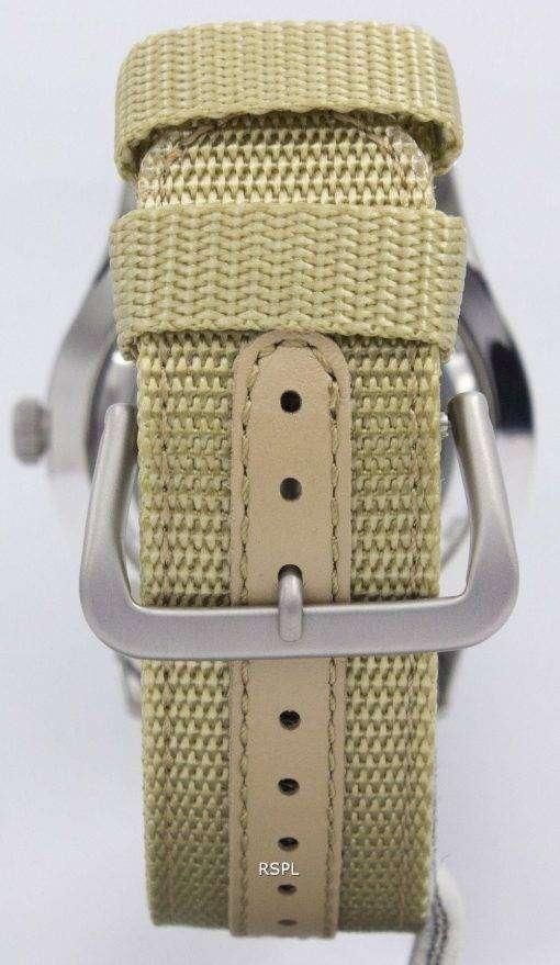 セイコー 5 ミリタリー自動スポーツ SNZG07J1 SNZG07J SNZG07 メンズ時計をした日本します。