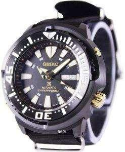 セイコー プロスペックス「赤ちゃんのマグロ」自動ダイバーの 200 M SRP641K1 NATO4 メンズ腕時計