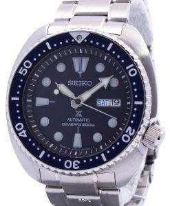 セイコーPROSPEXタートル自動ダイバーズ200M SRP773J1 SRP773Jメンズ腕時計