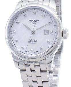 Tissot T  -  Classic Le Locle T006.207.11.116.00 T0062071111600自動巻きレディースウォッチ