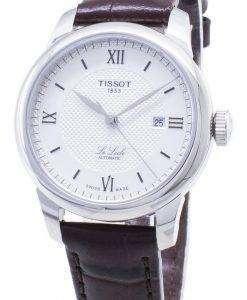 Tissot T  -  Classic Le Locle T006.207.16.038.00 T0062071603800自動巻きレディースウォッチ