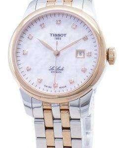 Tissot T  - クラシックル - ロックルT006.207.22.116.00 T0062072211600自動巻きレディースウォッチ