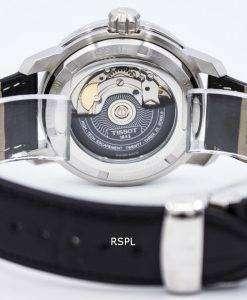 ティソ T スポーツ PRC 200 自動ブラック ダイヤル T055.430.16.057.00
