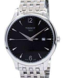 ティソ T-古典的な伝統 T063.610.11.067.00 メンズ腕時計