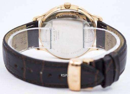 ティソ T-古典的な伝統 T063.610.36.037.00 メンズ腕時計