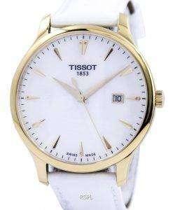 ティソ T-古典的な伝統 T063.610.36.116.00 T0636103611600 メンズ腕時計