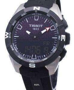 Tissot T-Touch ExpertソーラーII T110.420.47.051.01 T1104204705101クォーツマンズウォッチ