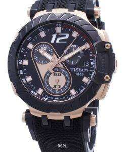 Tissot Special Collections T-レースT115.417.37.057.00 T1154173705700タキメーターメンズウォッチ