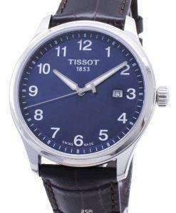 Tissot T-Sport XLクラシックT116.410.16.047.00 T1164101604700クォーツメンズウォッチ