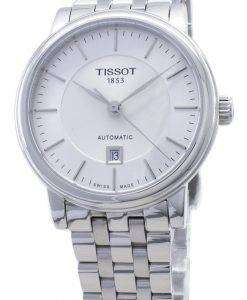 Tissot T  - クラシックカーソンT122.207.11.031.00 T1222071103100自動巻きレディースウォッチ