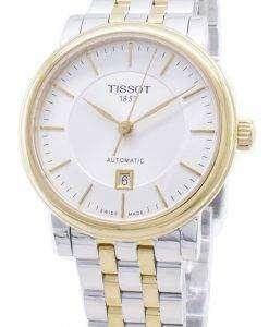 Tissot T  - クラシックカーソンプレミアムT122.207.22.031.00 T1222072203100自動巻きレディースウォッチ
