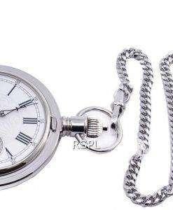 Tissot T-Pocket Savonnette Mechanical T864.405.99.033.00 T8644059903300自動懐中時計