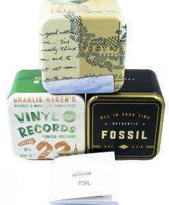 化石ボックス