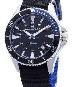 ハミルトンカーキスキューバH82315931自動アナログメンズ腕時計