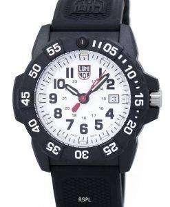 ルミノックスネイビーシール3500シリーズダイバーのXS.3507クォーツ200 Mメンズ腕時計
