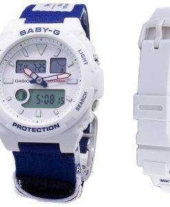 カシオBaby-G BAX-125-2A BAX125-2A限定版タイドグラフレディース腕時計