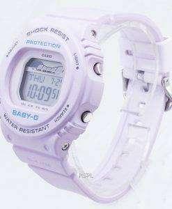 カシオBaby-G G-Lide BLX-570-6 BLX570-6タイドグラフショック耐性200 Mレディース腕時計