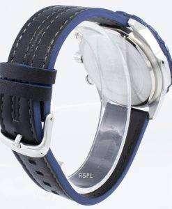 カシオエディフィスEFR-566BL-2AV EFR566BL-2AVクロノグラフクォーツメンズ腕時計