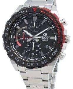 カシオエディフィスEFR-566DB-1AV EFR566DB-1AVクロノグラフクォーツメンズ腕時計