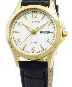 シチズンEQ0593-26Aクォーツアナログレディース腕時計