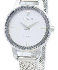 シチズンEZ7000-50Aクォーツアナログレディース腕時計