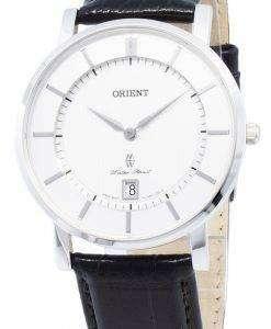 オリエントクラシックFGW01007W0 GW01007Wクォーツメンズ腕時計