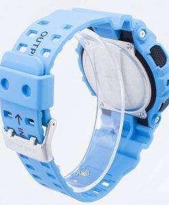 カシオG-ショックGA-100RS-2A GA100RS-2Aクロノグラフ200Mメンズ腕時計
