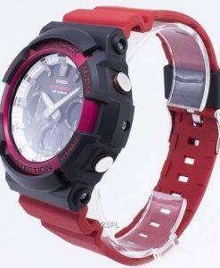 カシオGショックGAS-100RB-1A GAS100RB-1Aソーラー200 Mメンズ腕時計