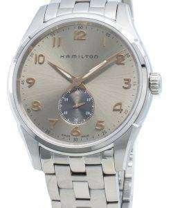 ハミルトンジャズマスターシンラインH38411180スモールセコンドクォーツメンズ腕時計