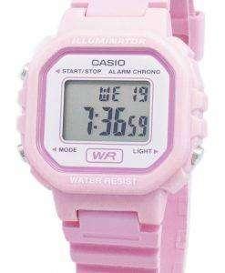 カシオユースLA-20WH-4A1 LA20WH-4A1デジタルクオーツレディース腕時計