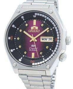 オリエントRA-AA0B02R19B自動22宝石メンズ腕時計