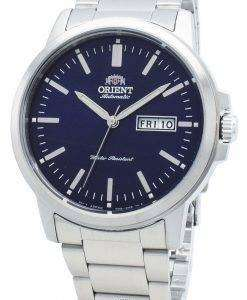オリエントRA-AA0C02L19B自動22宝石メンズ腕時計