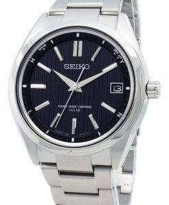 セイコーブライトスSAGZ08 SAGZ083 SAGZ0電波制御ソーラーメンズ腕時計
