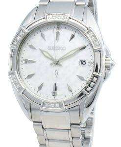 セイコークラシックSKK883P SKK883P1 SKK883ダイヤモンドアクセントクォーツレディース腕時計