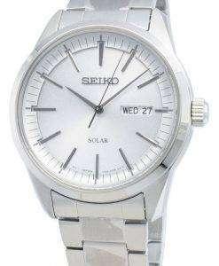 セイコーディスカバーモアSNE523P SNE523P1 SNE523アナログソーラーメンズ腕時計