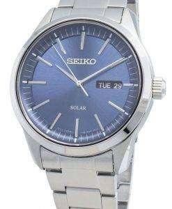 セイコーコンセプトSNE525P SNE525P1 SNE525アナログソーラーメンズ腕時計