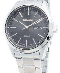 セイコーコンセプトSNE527P SNE527P1 SNE527アナログソーラーメンズ腕時計