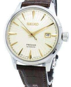 セイコープレサージュSRPC99J SRPC99J1 SRPC99 23宝石自動日本製メンズ腕時計