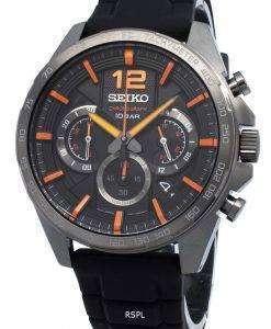 セイコークロノグラフSSB351P SSB351P1 SSB351タキメーターアナログクオーツメンズ腕時計