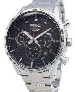 セイコークロノグラフSSB355P SSB355P1 SSB355タキメータークォーツメンズ腕時計