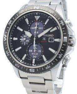 セイコープロスペックスSSC705P SSC705P1 SSC705クロノグラフソーラーメンズ腕時計