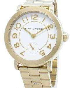改装されたマークジェイコブスライリーMJ3470クォーツアナログレディース腕時計